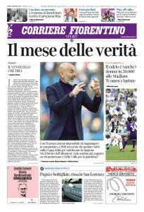 Corriere Fiorentino La Toscana - 25 Marzo 2019