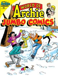World of Archie Double Digest 095 2020 Forsythe