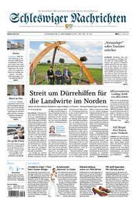 Schleswiger Nachrichten - 06. September 2018