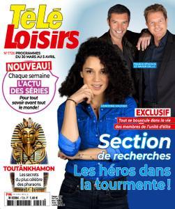 Télé Loisirs - 25 Mars 2019