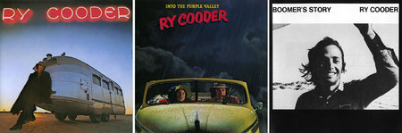 Ry Cooder - Three First Albums 1970-1972 (3CD) Reprise Reissue 1996 [Re-Up]