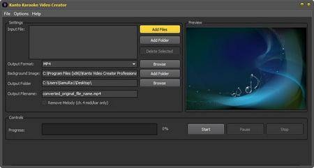 Kanto Video Karaoke Creator Pro 1.0.0 Multilingual + Portable