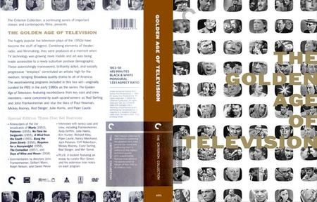 The Golden Age of Television (1958) [The Criterion Collection #495]