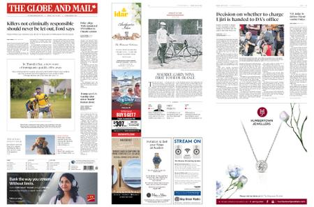 The Globe and Mail – July 19, 2019