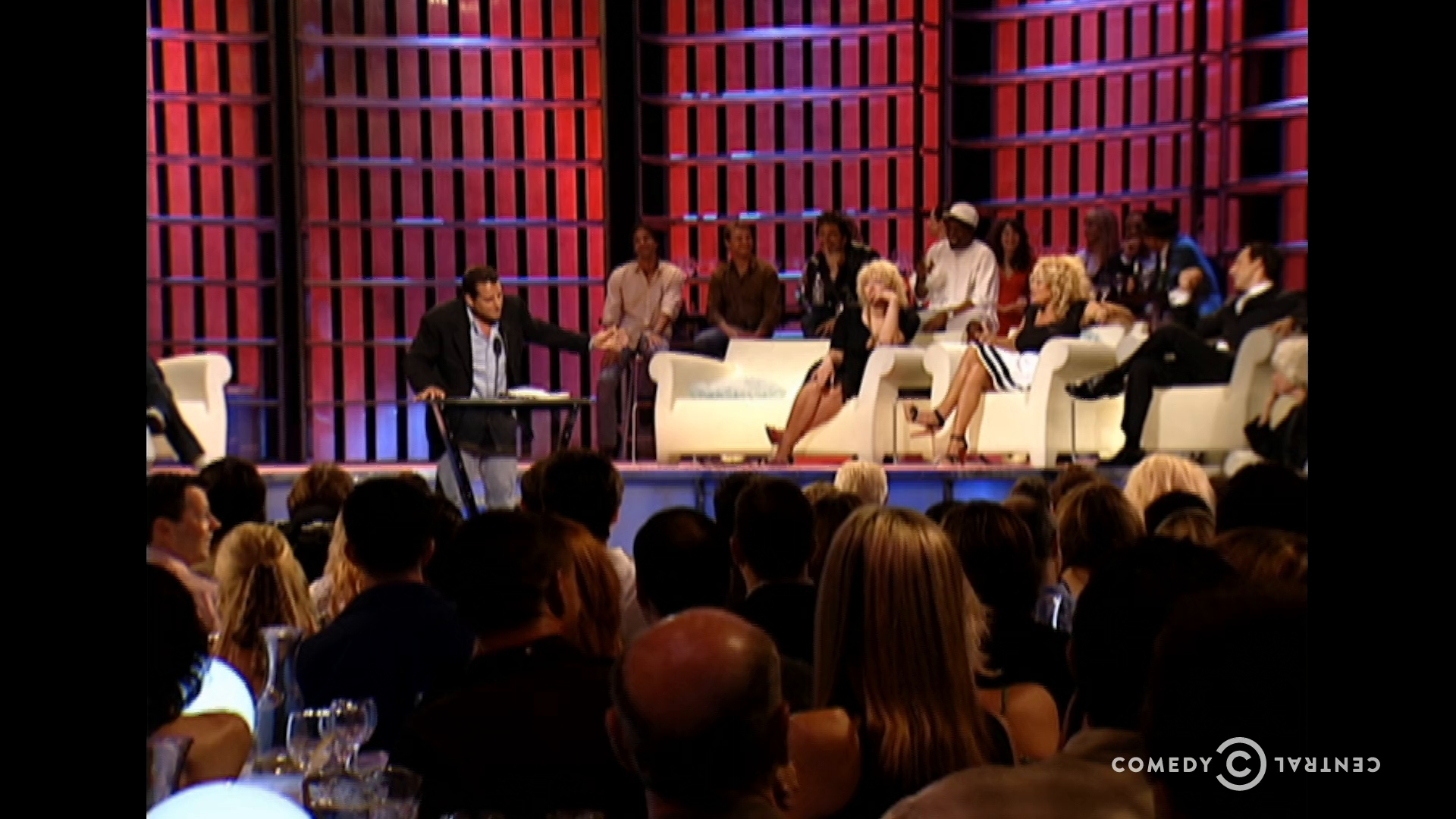 The Comedy Central Roast of Pamela Anderson Uncensored