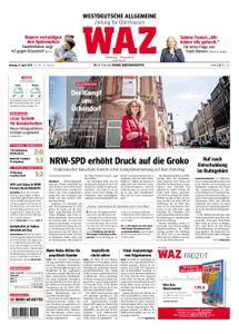 WAZ Westdeutsche Allgemeine Zeitung Oberhausen-Sterkrade - 15. April 2019