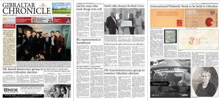 Gibraltar Chronicle – 14 October 2019