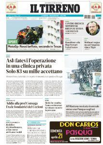 Il Tirreno Livorno - 15 Aprile 2019