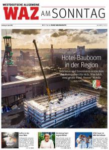 WAZ Westdeutsche Allgemeine Zeitung Sonntagsausgabe - 23. Juni 2019