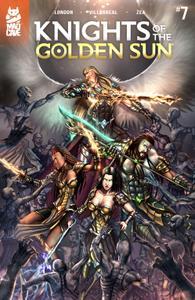 Knights of the Golden Sun 007 2019 Digital FireLord