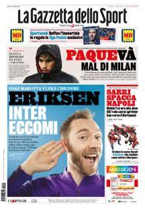 La Gazzetta dello Sport Roma – 24 gennaio 2020