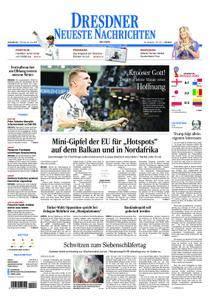 Dresdner Neueste Nachrichten - 25. Juni 2018