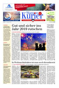 Warnow Kurier - 29. Dezember 2018