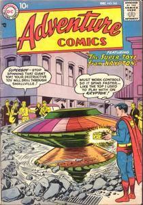Adventure Comics 1957-12 243