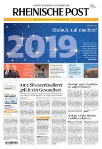 Rheinische Post – 29. Dezember 2018