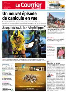 Le Courrier de l'Ouest Angers – 20 juillet 2019