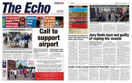 Evening Echo – September 05, 2020