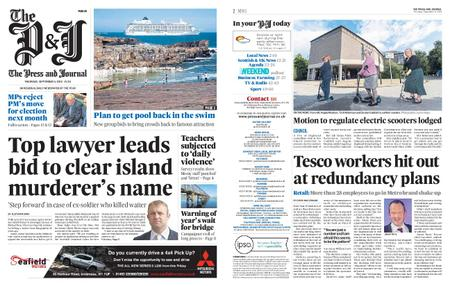 The Press and Journal Moray – September 05, 2019