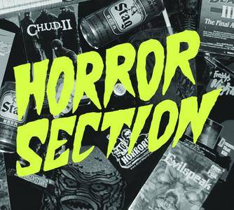 Horror Section - Collection I + Season Of The Witch EP (2016)