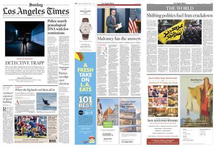 Los Angeles Times – November 24, 2019