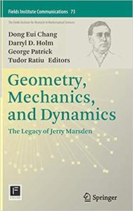Geometry, Mechanics, and Dynamics: The Legacy of Jerry Marsden