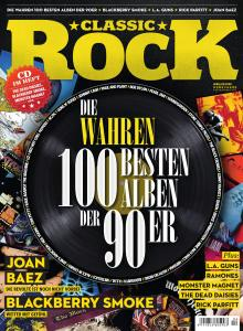 Classic Rock Germany - April 2018
