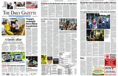 The Daily Gazette – September 07, 2020