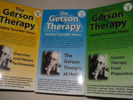 The Gerson Therapy - Healing Incurable Illness