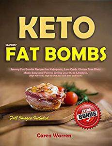 Keto Savory Fat Bombs
