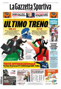 La Gazzetta dello Sport Cagliari - 21 Marzo 2021