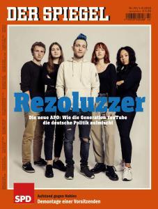 Der Spiegel - 1 Juni 2019