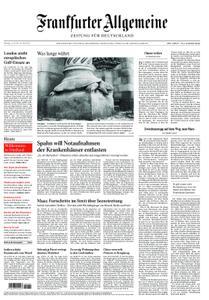 Frankfurter Allgemeine Zeitung F.A.Z. - 23. Juli 2019