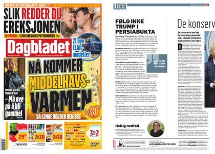 Dagbladet – 23. juli 2019