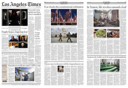 Los Angeles Times – January 19, 2021