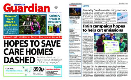 Northwich Guardian – October 21, 2021