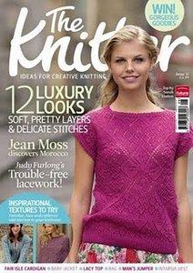 The Knitter № 35 - August 2011(UK)