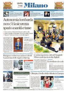la Repubblica Milano - 27 Ottobre 2017