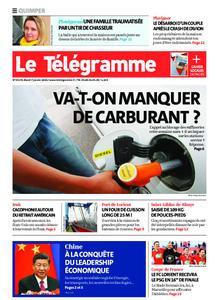 Le Télégramme Quimper – 07 janvier 2020