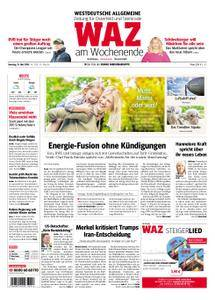 WAZ Westdeutsche Allgemeine Zeitung Oberhausen-Sterkrade - 12. Mai 2018