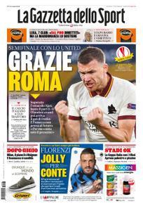 La Gazzetta dello Sport Roma - 16 Aprile 2021