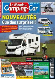 Le Monde du Camping-Car - avril 2016