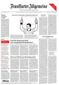 Frankfurter Allgemeine Zeitung F.A.Z. - 21. April 2018
