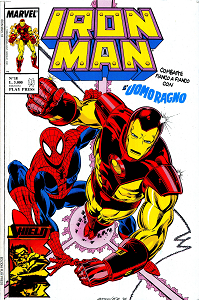 Iron Man - Volume 18 (Play Press)