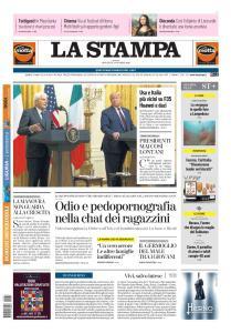 La Stampa Torino Provincia e Canavese - 17 Ottobre 2019