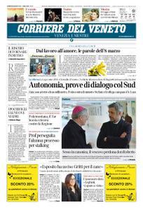Corriere del Veneto Venezia e Mestre – 08 marzo 2019