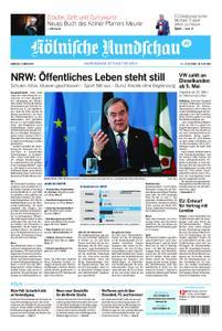 Kölnische Rundschau Wipperfürth/Lindlar – 14. März 2020
