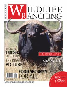 Wildlife Ranching Magazine - August 2019