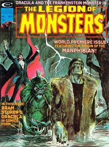Legion Of Monsters 01 1975