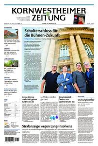 Kornwestheimer Zeitung - 26. Oktober 2018