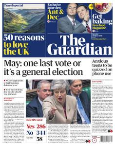 The Guardian - March 30, 2019